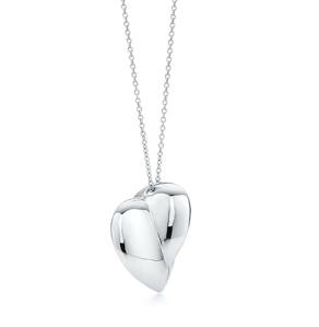 Frank Gehry Hearts pendant, Tiffany & Co. $175
