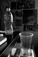 Constant hydration, my only productivity.