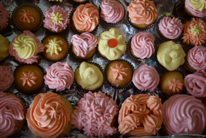 So many cupcakes, so little time!