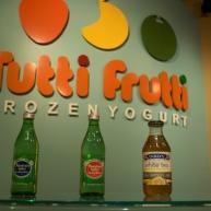 Tutti Frutti, 13th and Walnut Streets in the Philadelphia Building.