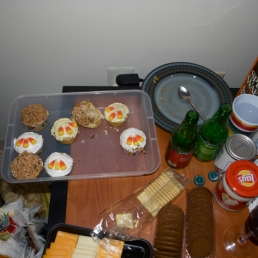 As far as I know, the cupcakes were a hit and my friend's potluck.