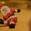Santa down!