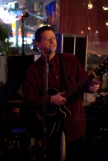 Live entertainment every Saturday night at Rim Cafe, South Philly.