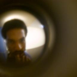 Peeping David.