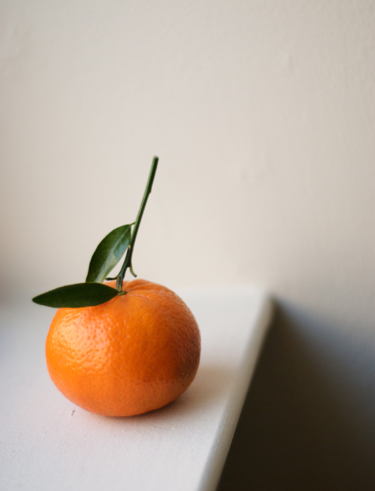 Id Bid, the Satsuma Orange.
