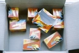 The best favor I could have done myself was purchase film in bulk, and shoot like it was free.