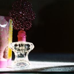 Betsey Johnson perfume and lotion.