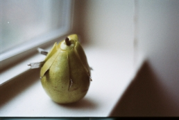 This is why you can't core a pear with an apple corer.