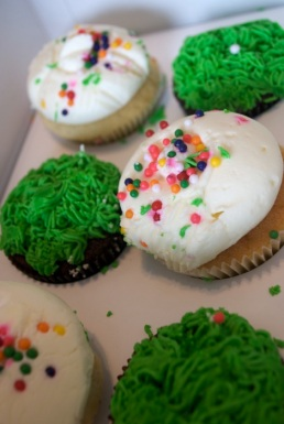 Happy Easter from Georgetown Cupcake!