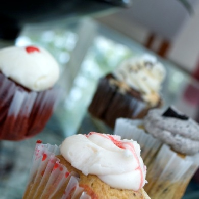 Cupcakes for squares ; )