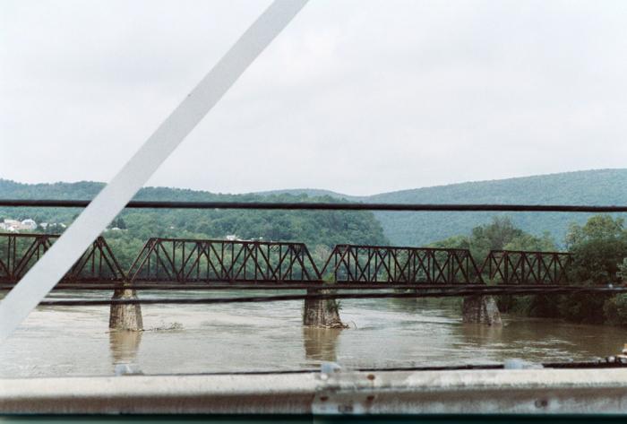 West Nanticoke Bridge.