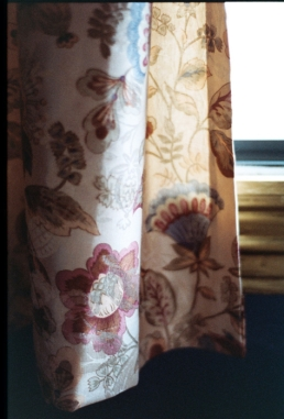 These curtains no longer exist in retail.