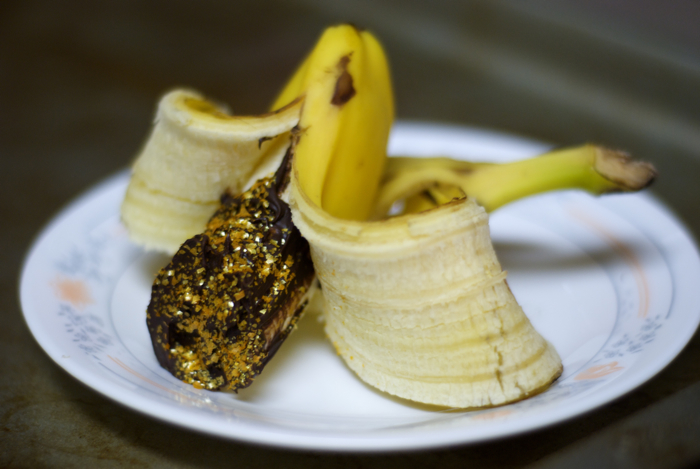 Glitter Banana.