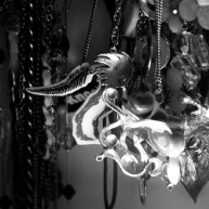 Necklace animals.