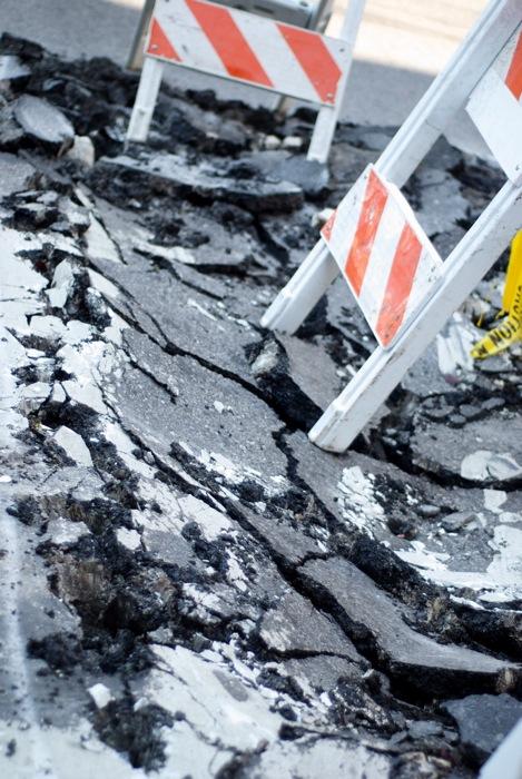 #1 pothole of the year!