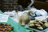 Prehistoric bake sale.
