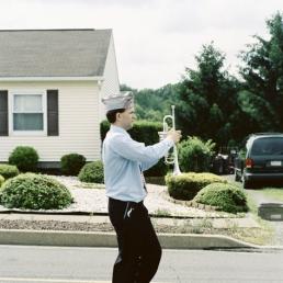 Yeah, trumpet guy. Do yo thang!