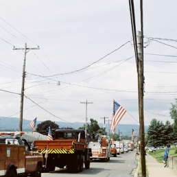 And that was the Hanover Green Memorial Day Parade. There was an Ashley ambulance in it, too.