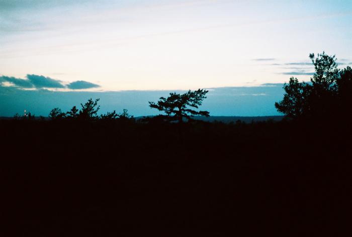 Black Bottom Landscape.