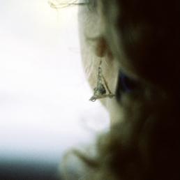 Little Rock (Arkansas) earrings.