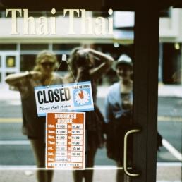 Thai Thai is closed, good day.
