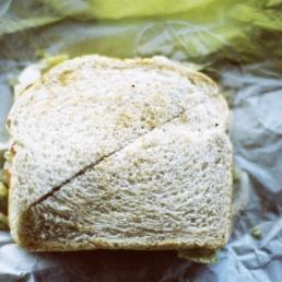 My stale-bread deli sammich from Sheetz.