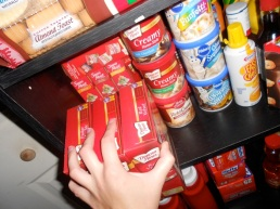 Bre is a Moderate Couponer - great for our baking tendencies!