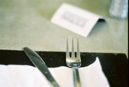 I got the 3-pronged fork! I win!