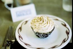 Twisted Cake's Tiramisu cupcake at Canteen 900.
