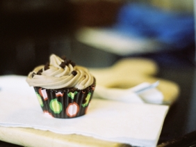 Creamy chocolate creme!