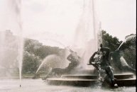 Swann Fountain.