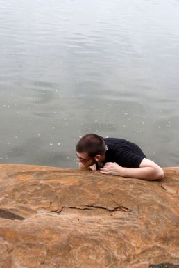 I wouldn't want to have to clean him up after falling into the Susquehanna....