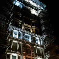 This is me & Jackie's dream apartment building.