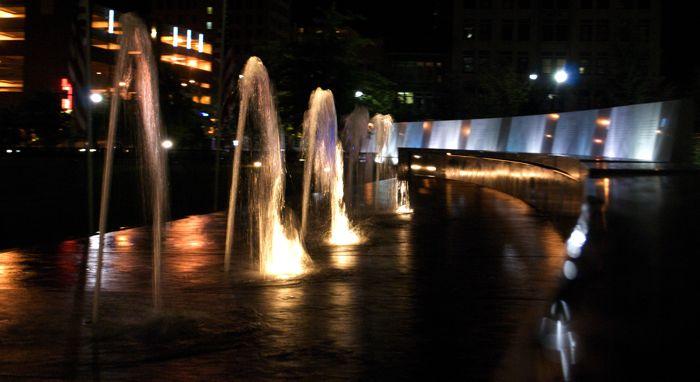 Scranton's Public Square.