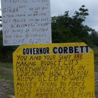Letters to the governor.
