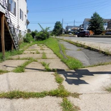Sidewalk?