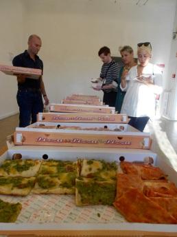 Pizza Rustico Festa!
