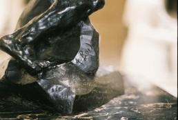 A Rodin foot.