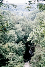 Gorges are gorgeous.