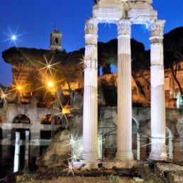 Sparkling Ruins.