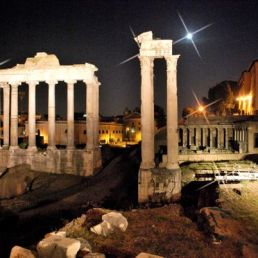 Twilight in Ancient Rome.