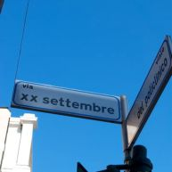 A street named after the Capture of Rome, September 20, 1870.