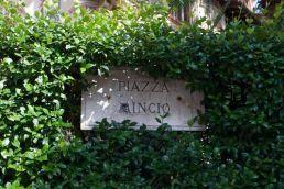 Piazza Mincio, the neighborhood's center.