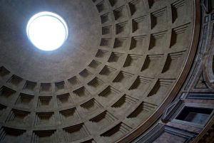 The Oculus of the Pantheon.