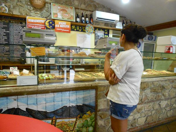 Cheyenne makes the big decision at Monda Arancina.