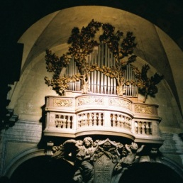 Gian Lorenzo Bernini. Organ choir.