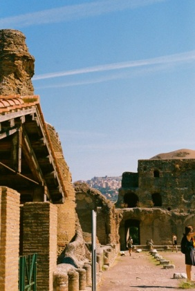 Hadrian's Villa.