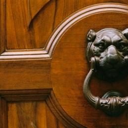 Nice knocker.