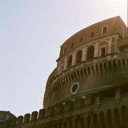 Castel S. Angelo.