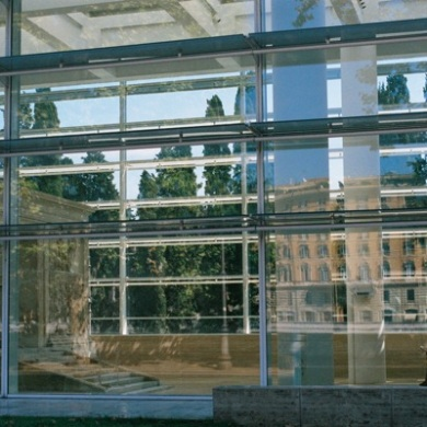 The Ara Pacis is in there somewhere.